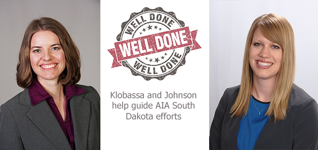 Klobassa, Johnson serve on AIA South Dakota Board