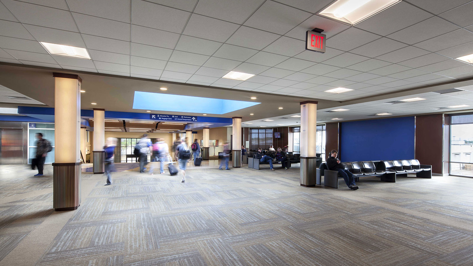 SFRA Security Checkpoint Expansion/Renovation & Terminal 'Refresh'