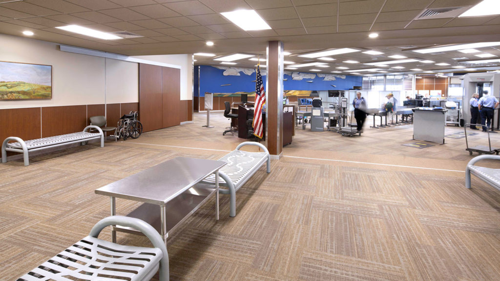 Sioux Falls Regional Airport Security Checkpoint Expansion/Renovation & Terminal 'Refresh'
