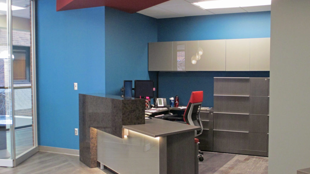 The First National Bank in Sioux Falls Human Resources Rebrand/Renovation