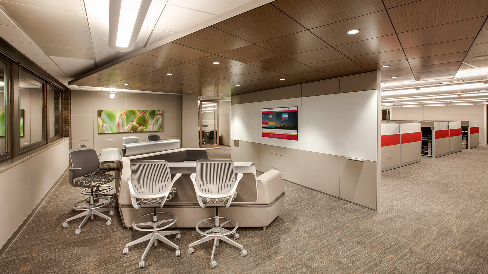 The First National Bank in Sioux Falls Wealth Management Renovation