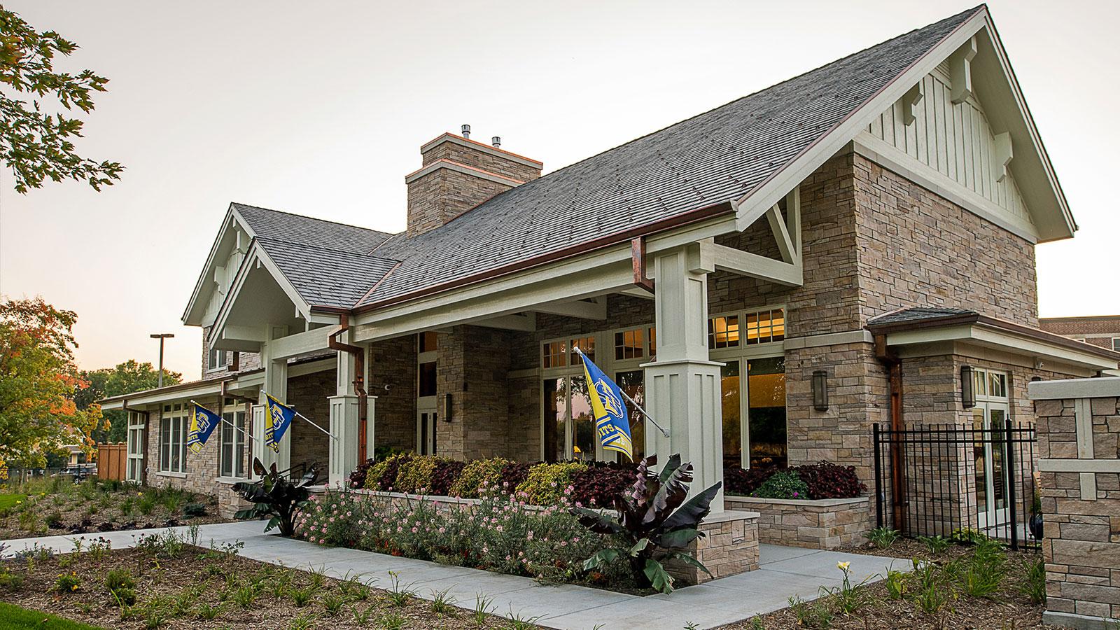 SDSU President's Home