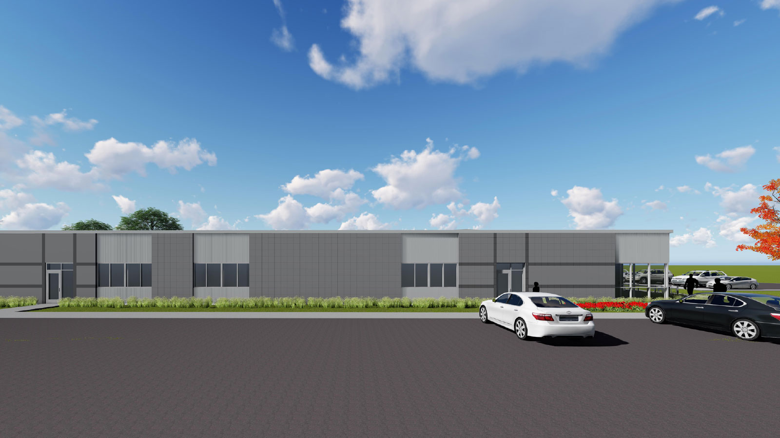 Midco Tech Ops Office & Warehouse