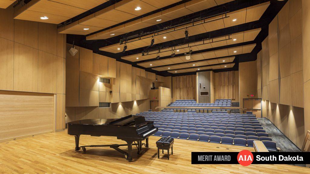 Augustana University Hamre Hall Renovation
