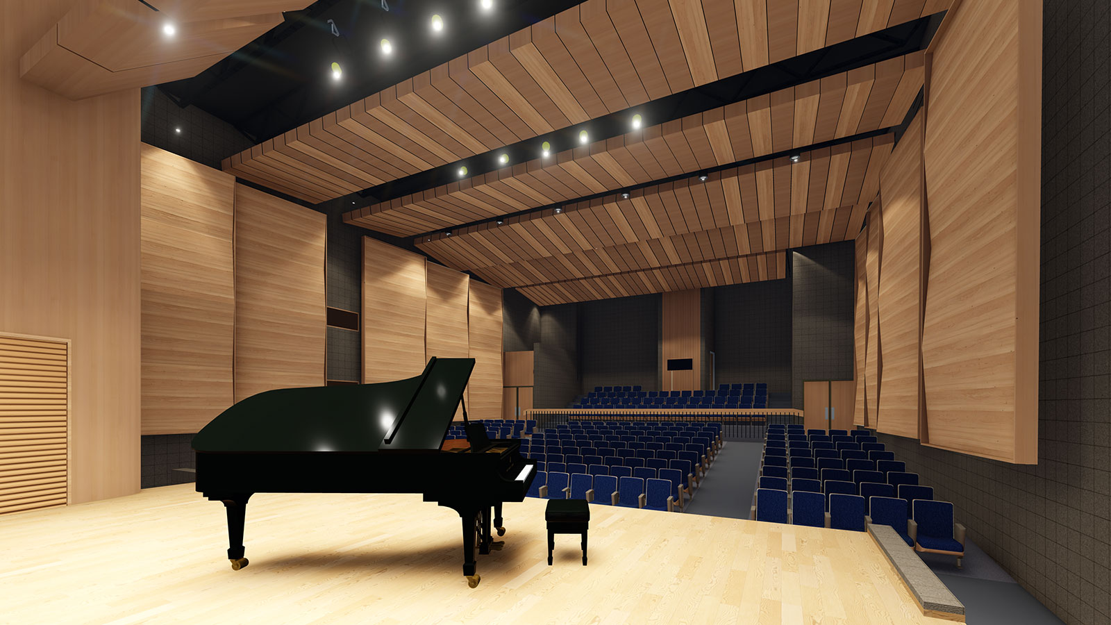 Augustana University Hamre Hall Renovation