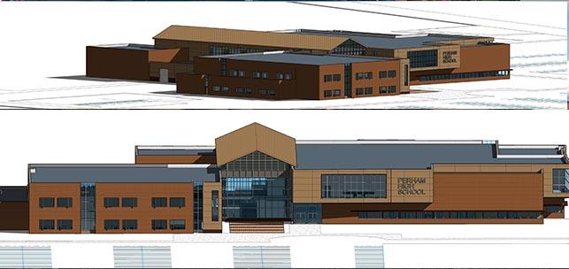 Perham-Dent School District