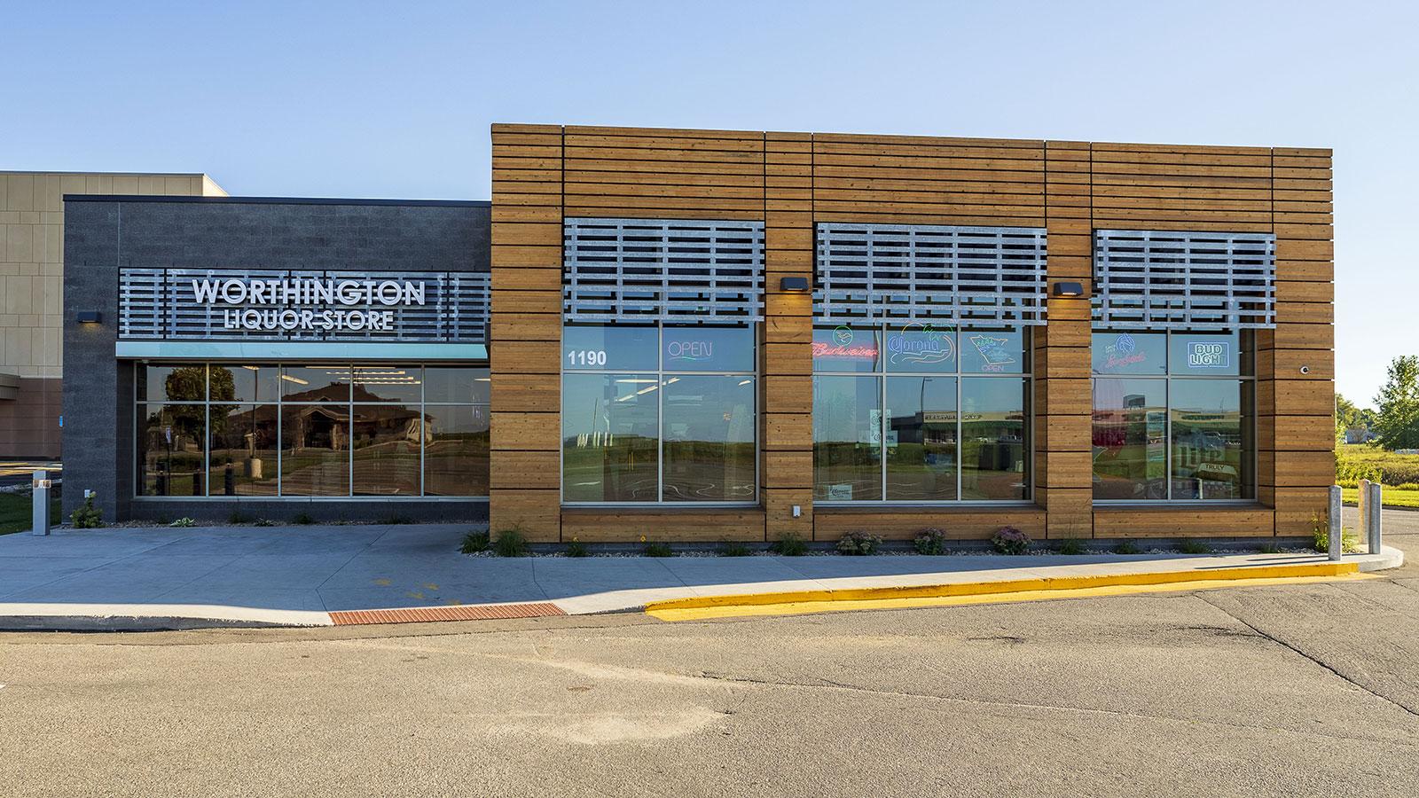 Worthington Liquor Store