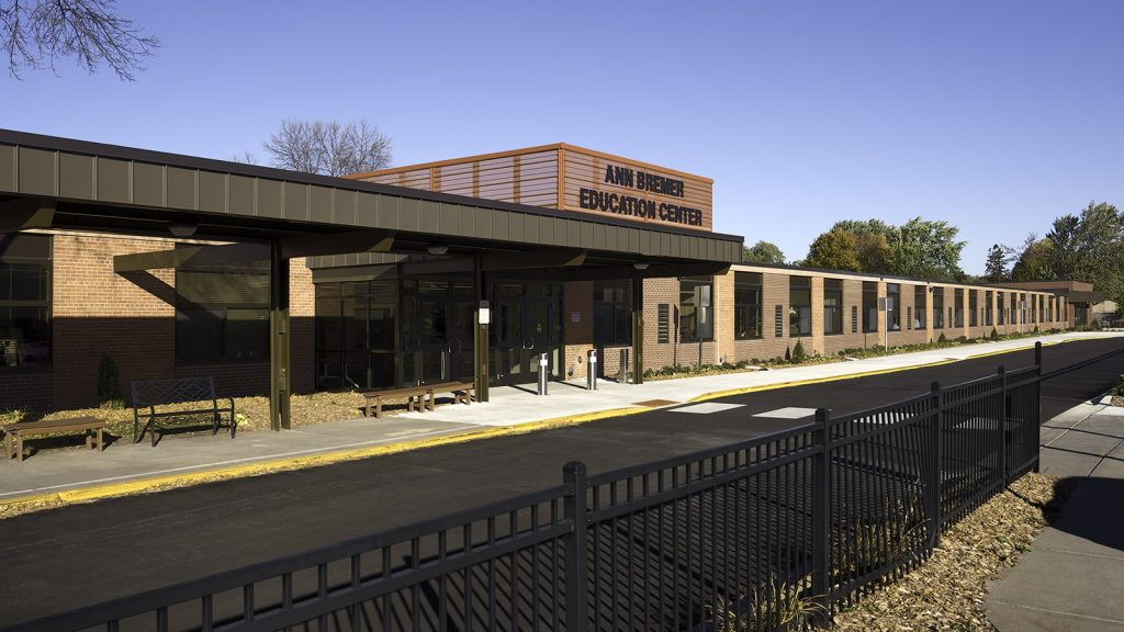 Intermediate District 287 Ann Bremer Education Center