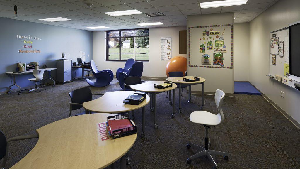 Intermediate District 287 Ann Bremer Education Center
