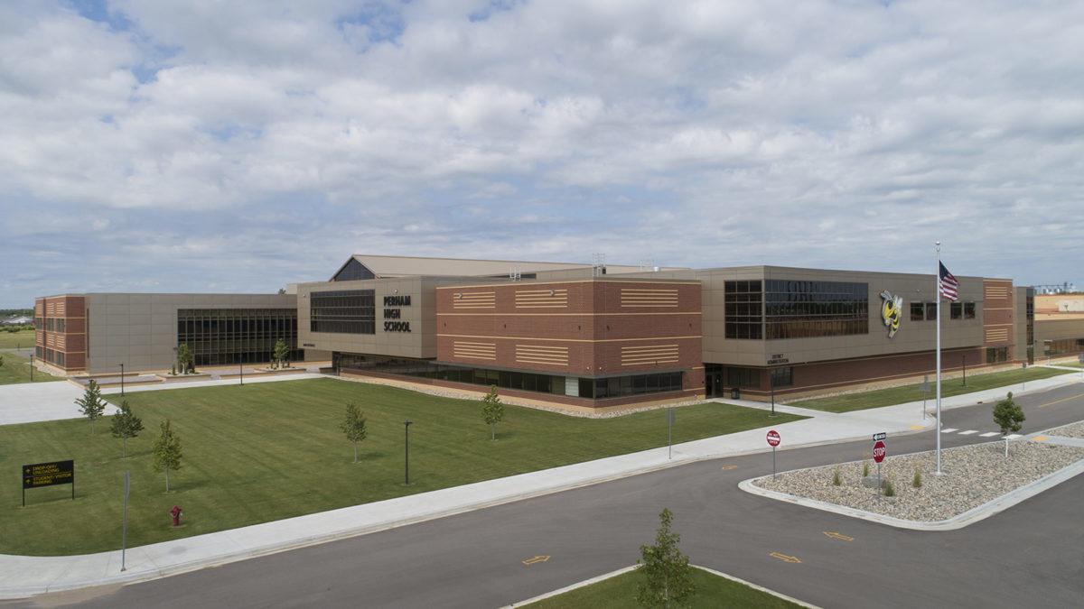 The New Perham High School