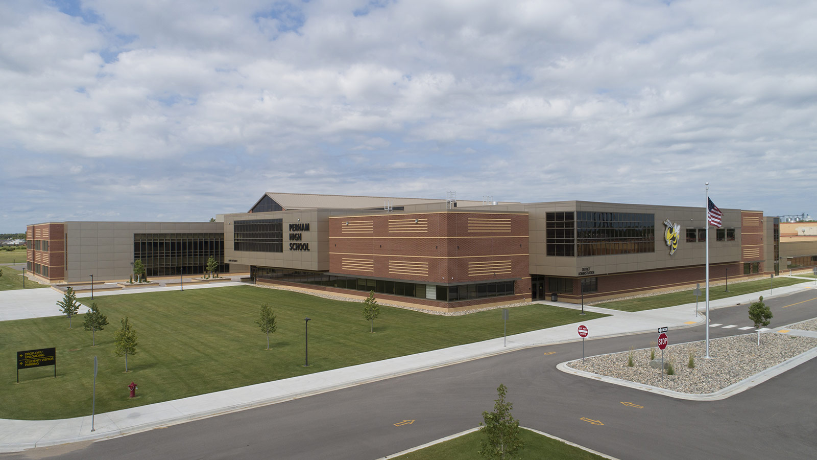 Perham-Dent Public Schools New High School Plus Elementary & Middle School Additions/Renovations