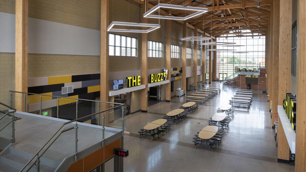 Perham-Dent Public Schools New High School Plus Elementary & Middle School Additions/Renovations