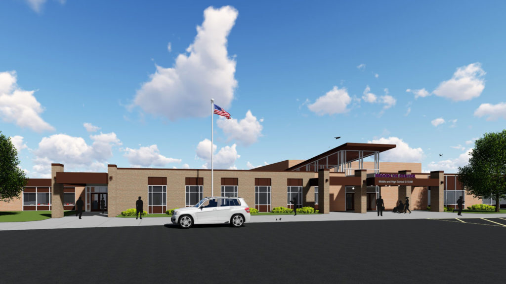 Brooklyn Center Community Schools Middle/High School Addition & Remodel Plus Elementary Expansion