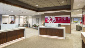 The First National Bank in Sioux Falls South Louise Branch