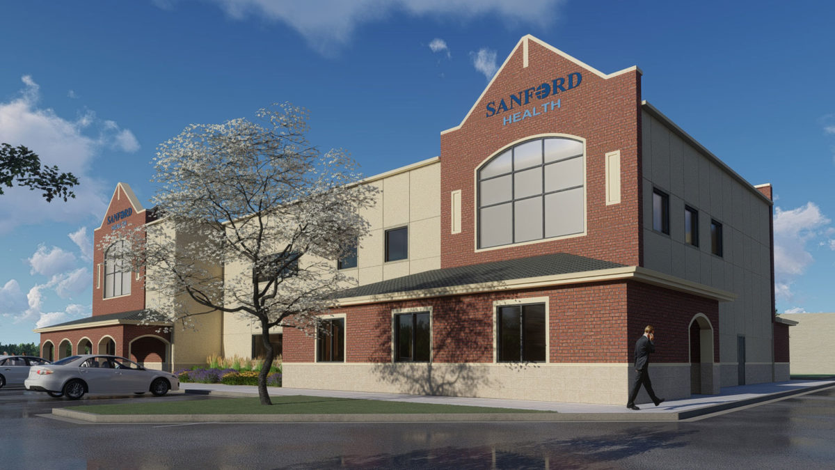 Summit League Office & Sanford Orthopedic Clinic