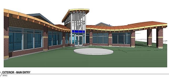 South Dakota Interstate 29 Welcome Center & Rest Area