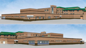 Columbus Community Hospital Imaging & Surgical Expansion + Obstetrics Improvements