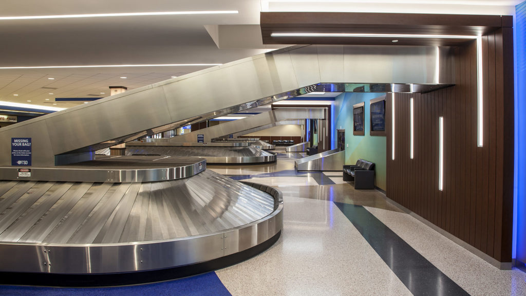 Sioux Falls Regional Airport Baggage-Claim Expansion & Redevelopment