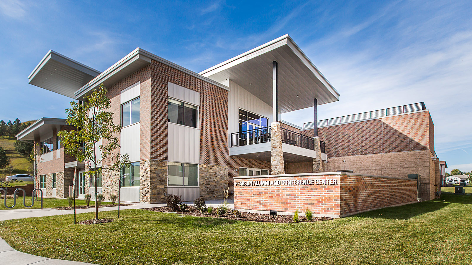 South Dakota School of Mines & Technology Foundation Pearson Alumni and Conference Center