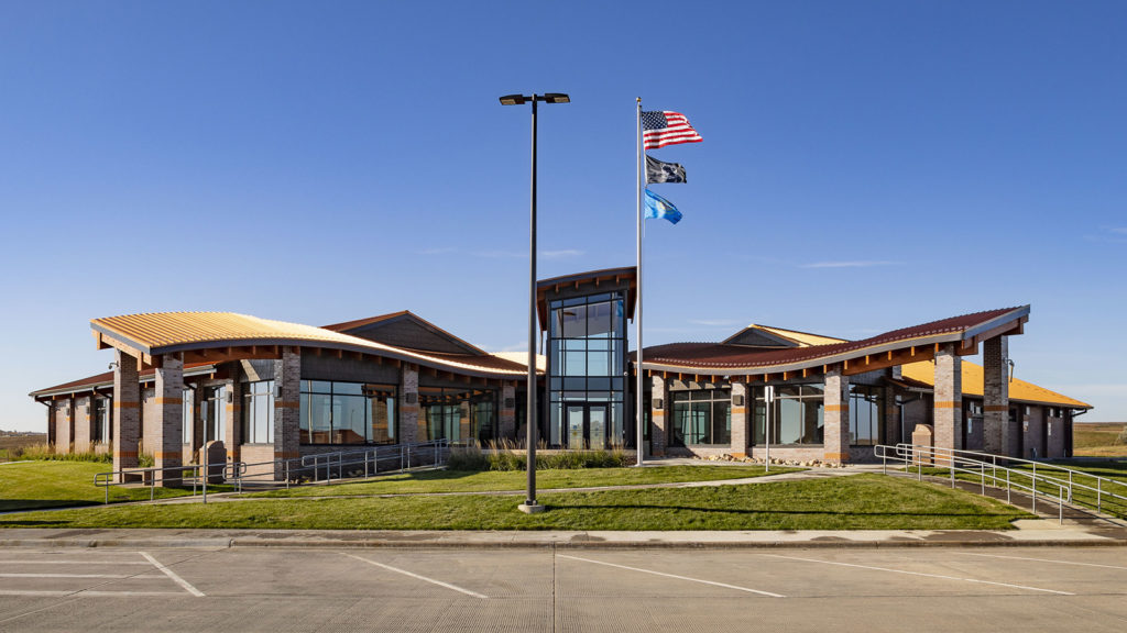 South Dakota Department of Transportation I-29 Wilmot Welcome Center