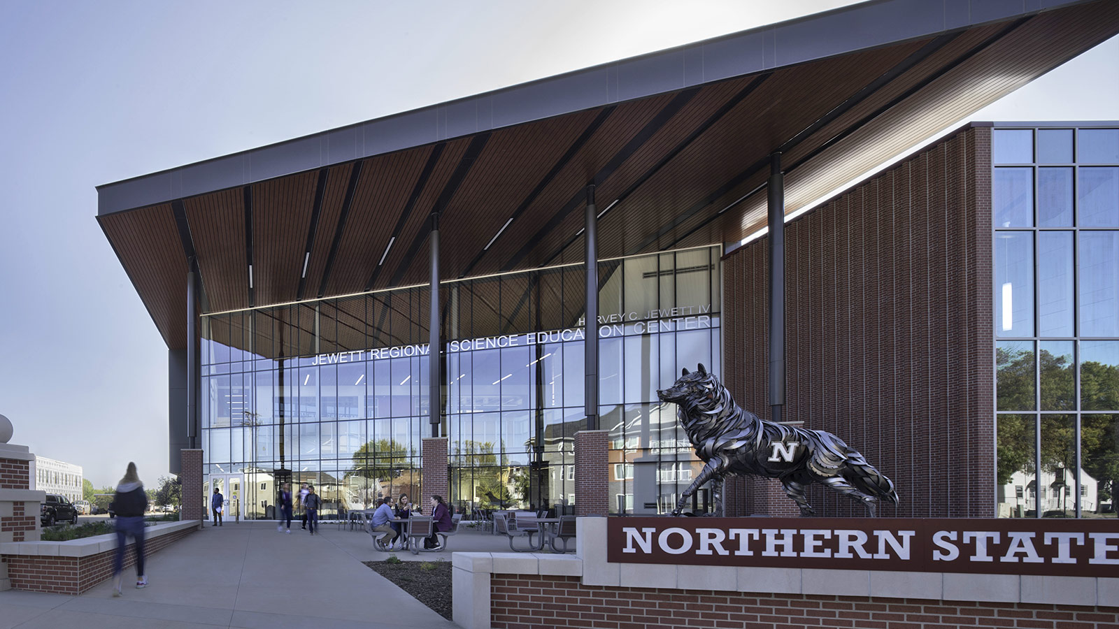 Northern State University Jewett Regional Science Education Center