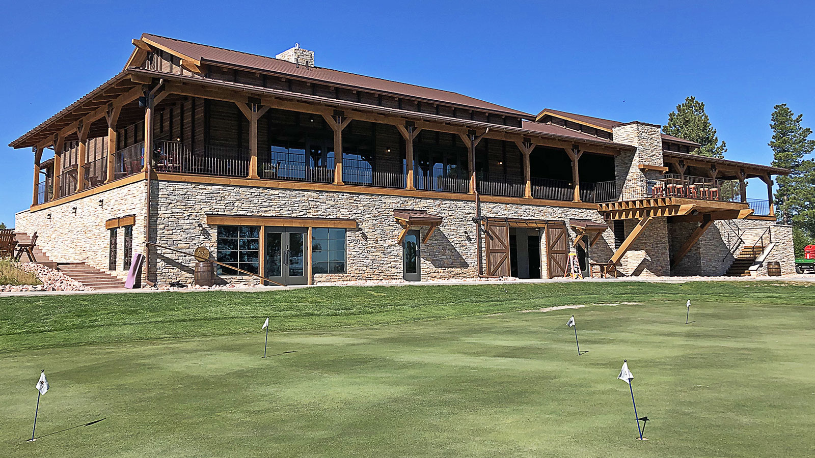 The Golf Club at Devils Tower