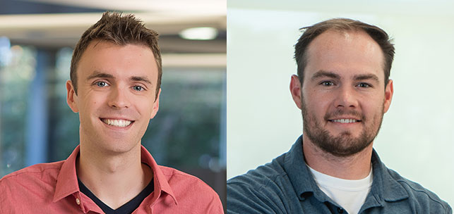 Buckmiller, Maks now registered as professional engineers