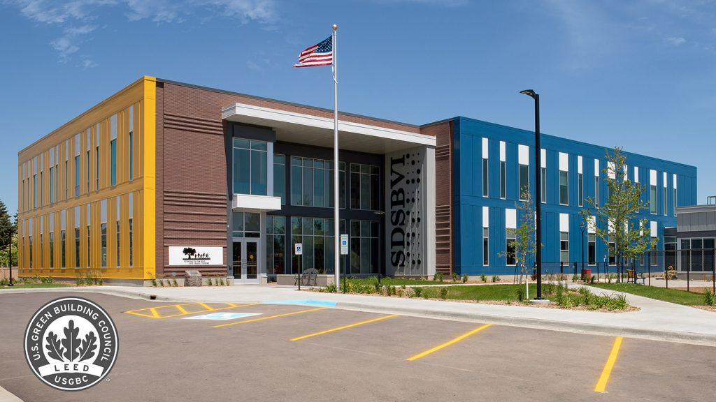 South Dakota School for the Blind & Visually Impaired