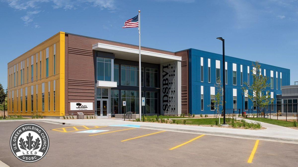 South Dakota School for the Blind & Visually Impaired