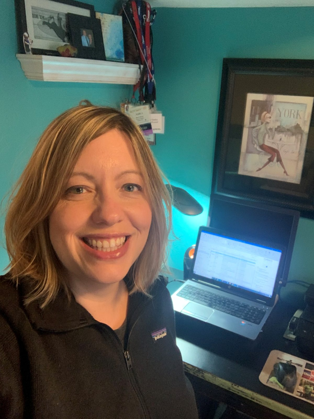 Working Remotely with Marla Weeks