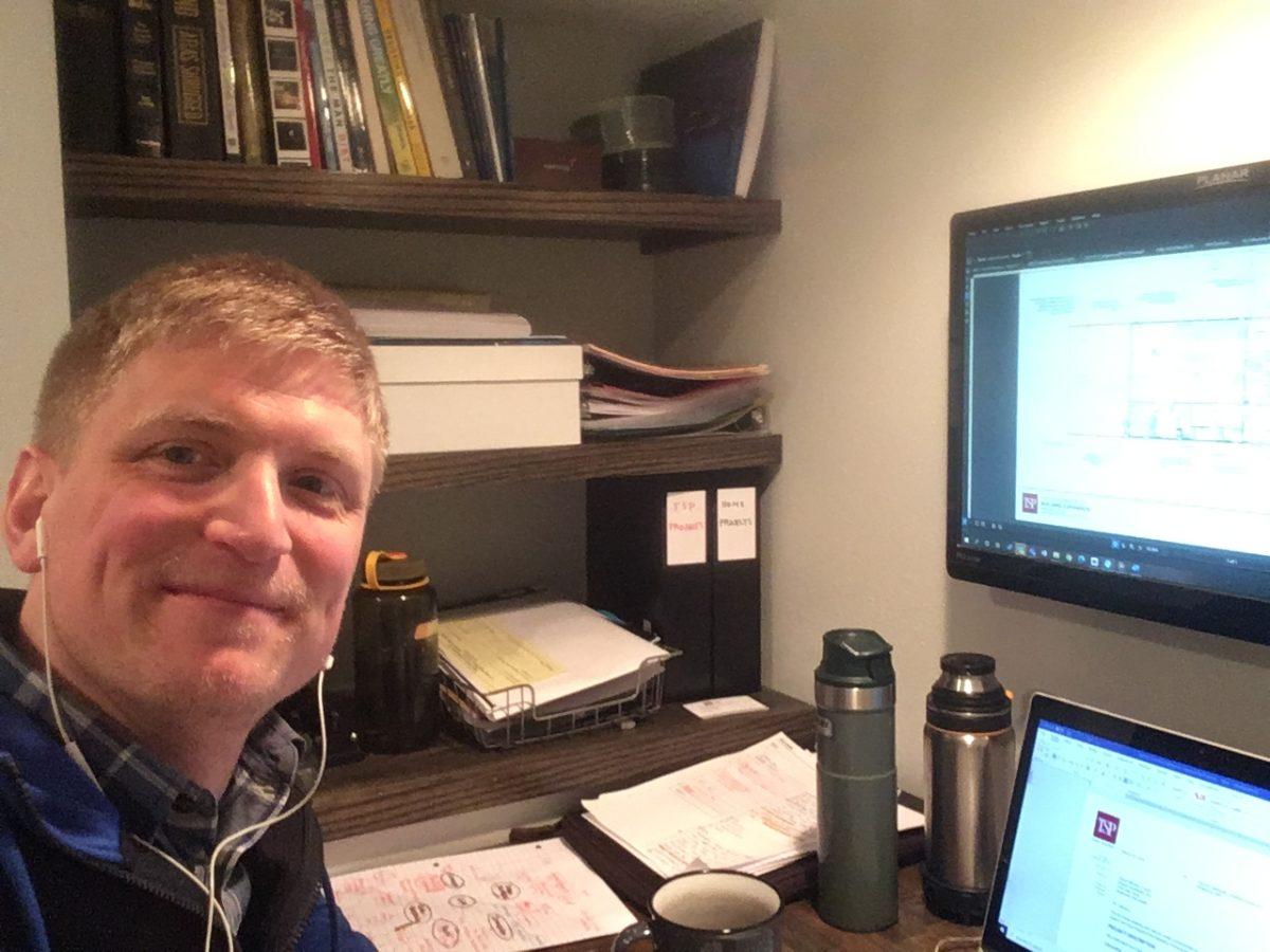 Working Remotely with Von Petersen