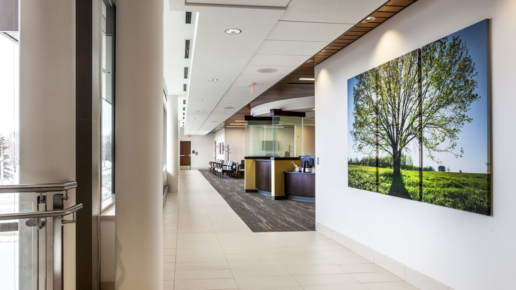 Brookings Health System Medical Plaza Clinic Spaces