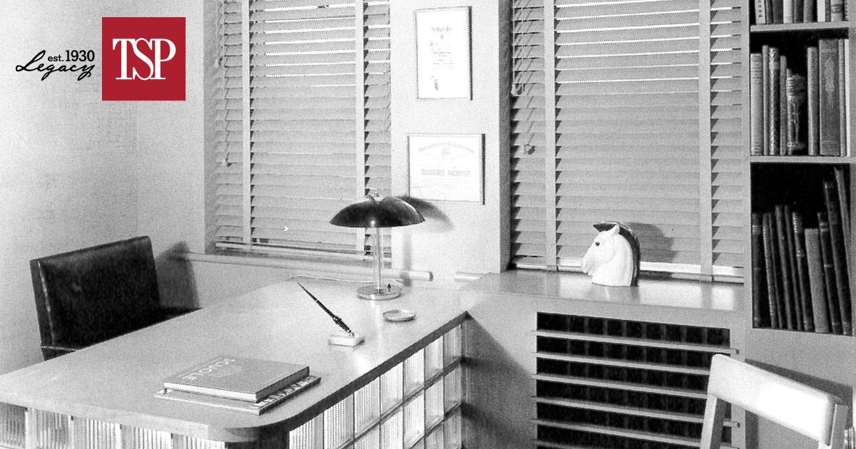 Spitz's Office