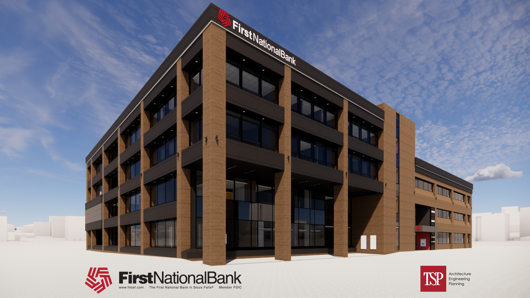 The First National Bank in Sioux Falls