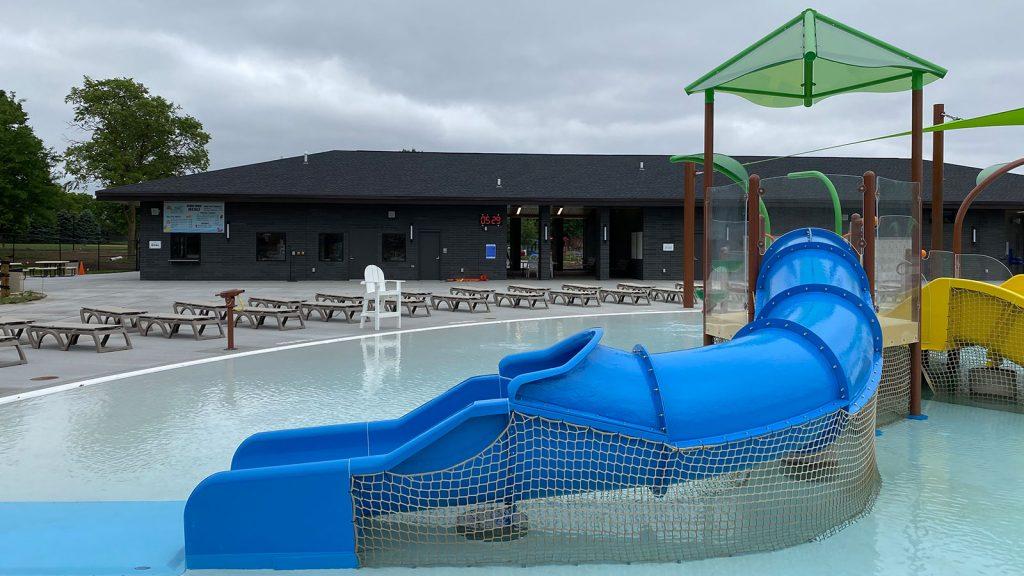 Huether Family Aquatics Center