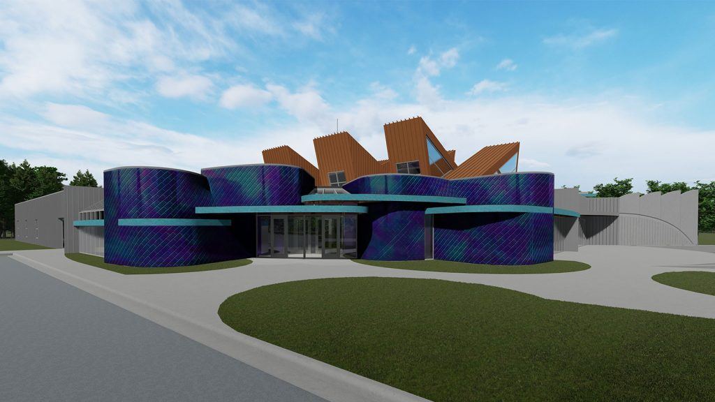 Butterfly House Addition/Renovation & Dakota Aquarium Expansion