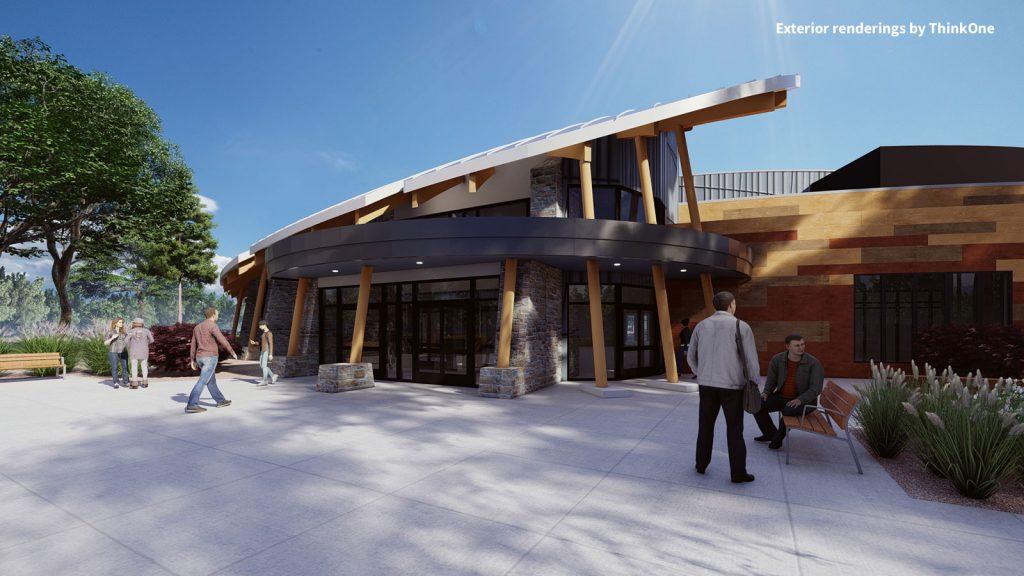 Montana State University American Indian Hall