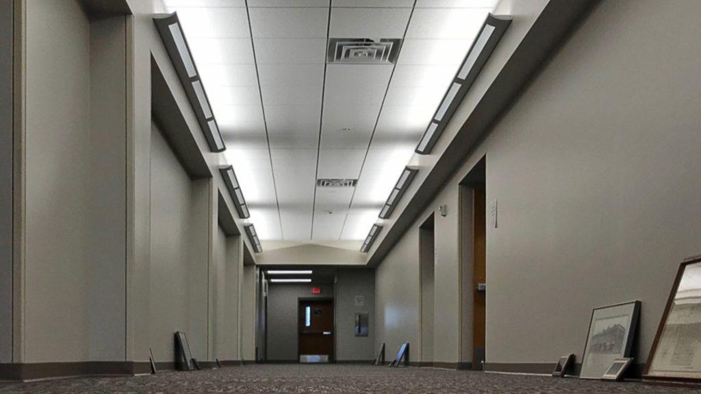 Rapid City Hall Interior Renovation
