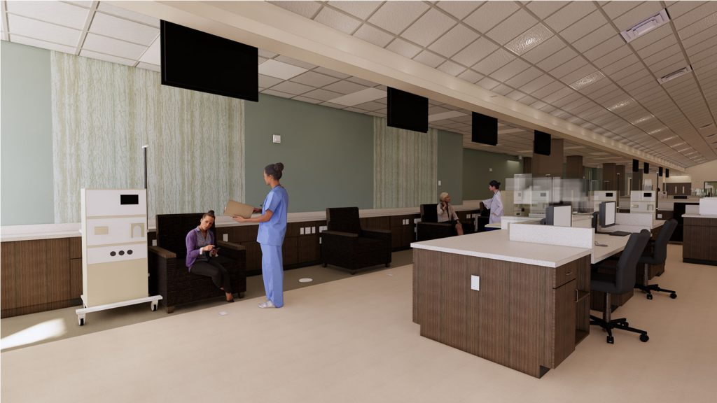 Monument Health 36-Unit Dialysis Center