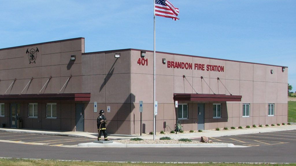 Brandon Fire Station