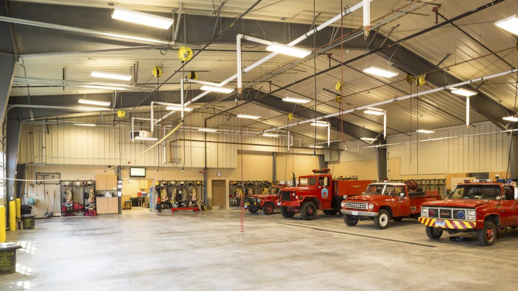 Lead Fire Station