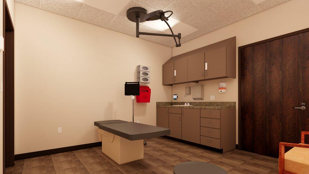 Sanford Health Harrisburg Clinic & Lewis Pharmacy