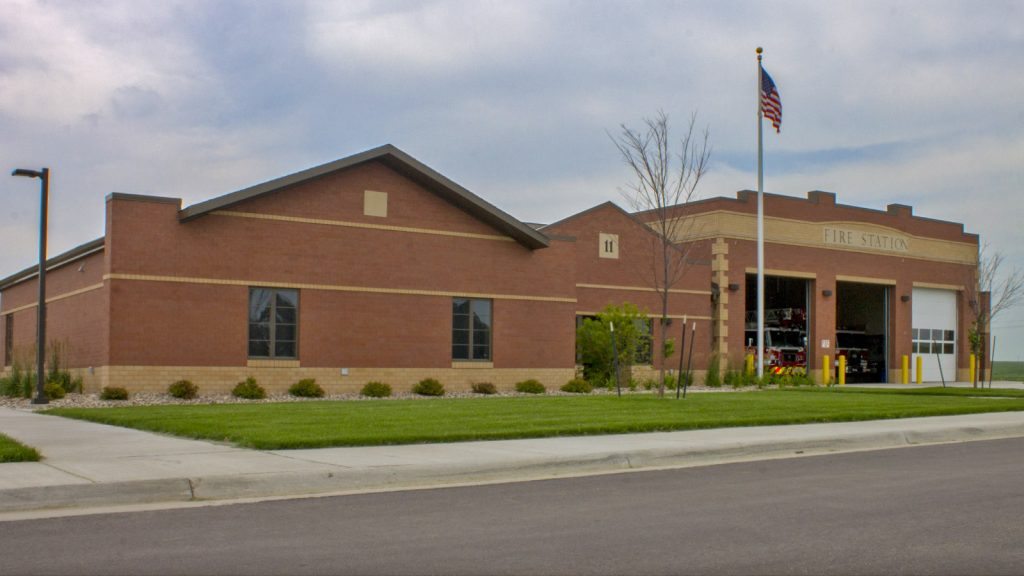 Sioux Falls Fire Rescue Station 11