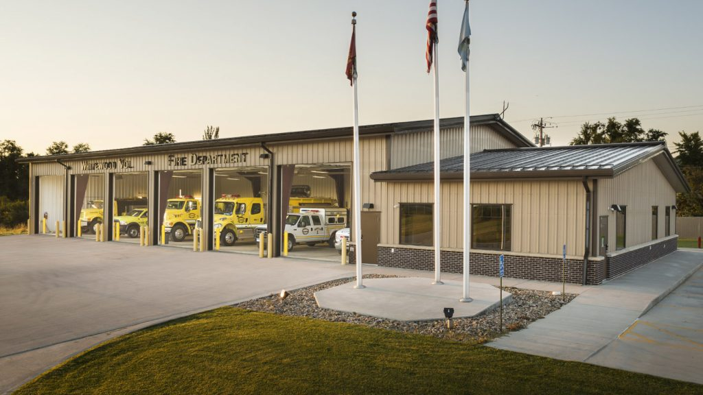 Whitewood Fire Station