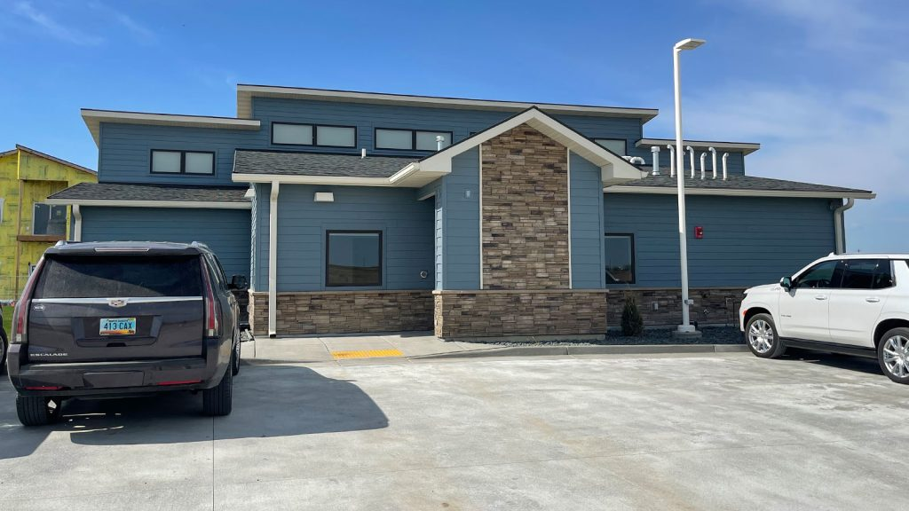 Three Affiliated Tribes Multifamily Housing Complex & Childcare Center